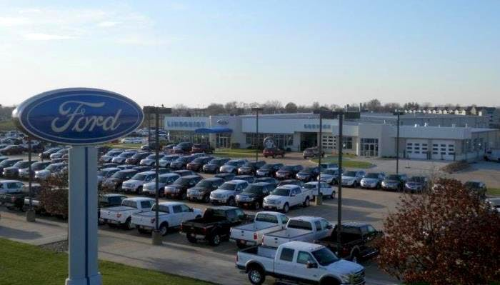 Lindquist Ford Inc, Bettendorf, IA, 52722