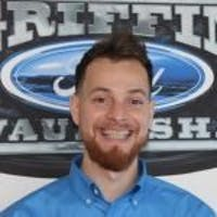 Devin Behling at Griffin Ford