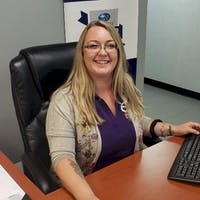 Collette Marceau at North End Mazda