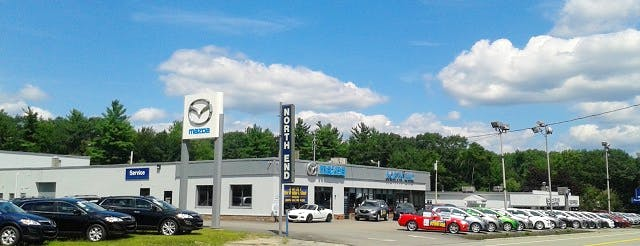 North End Mazda, Lunenburg, MA, 01462