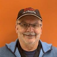 Tom Gaudet at Rowe Auburn