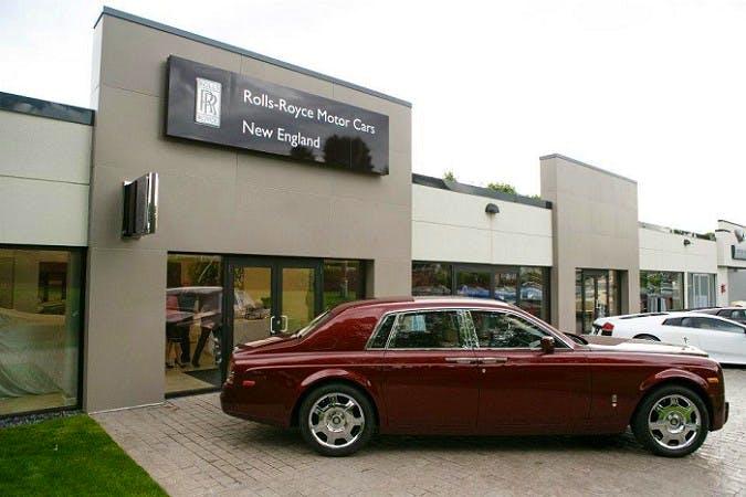 Rolls-Royce Motor Cars New England, Wayland, MA, 01778