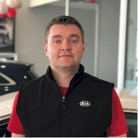 Jonathan  Hawkins at Suntrup Kia South