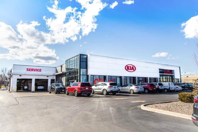 Suntrup Kia South, St. Louis, MO, 63123