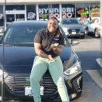 Kenya Anselme at Suntrup Hyundai South