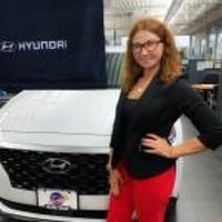 Chelsea Ricketts at Suntrup Hyundai South