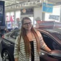Stephanie Moran at Suntrup Hyundai South