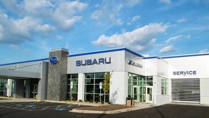 Subaru South Boulevard, Charlotte, NC, 28273
