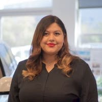 Chloe Alsubagh at Berman INFINITI Service &  Information Center
