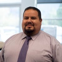 Luis Guzman at Berman INFINITI Service &  Information Center