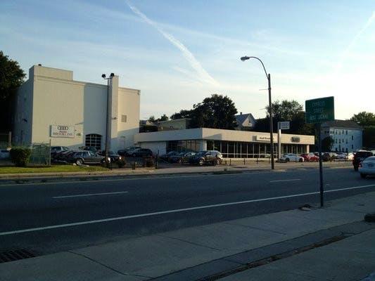 Audi Brookline, Brookline, MA, 02445
