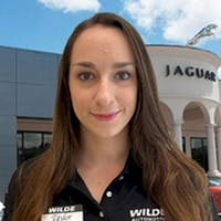 Taylor Williams at Wilde Jaguar Sarasota