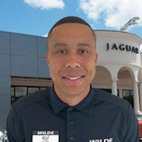 Raf Sanchez at Wilde Jaguar Sarasota