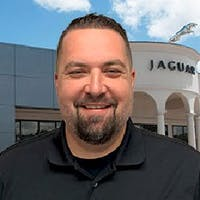 Zac Blaugh at Wilde Jaguar Sarasota
