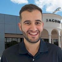 Victor Escheverri at Wilde Jaguar Sarasota