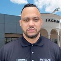 Raul Sanchez at Wilde Jaguar Sarasota