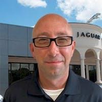 Tim Martin at Wilde Jaguar Sarasota