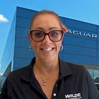 Kim Armstrong at Wilde Jaguar Sarasota