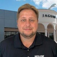 Jim Sweeney at Wilde Jaguar Sarasota