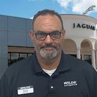 Jack Roby at Wilde Jaguar Sarasota