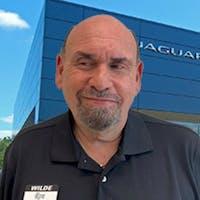 Ron Servidio at Wilde Jaguar Sarasota
