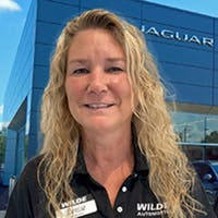 Denise Bechtold at Wilde Jaguar Sarasota