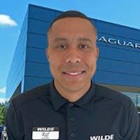 Raf Sanchez at Wilde Jaguar Sarasota