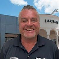 David Colley at Wilde Jaguar Sarasota
