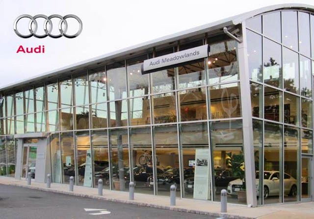 Audi Meadowlands, Secaucus, NJ, 07094