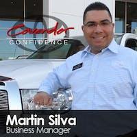 Martin Silva at Cavender Toyota