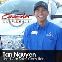 Tan Nguyen at Cavender Toyota