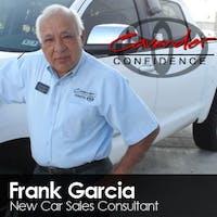 Frank Garcia at Cavender Toyota