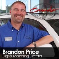 Brandon Price at Cavender Toyota