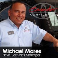 Michael Mares at Cavender Toyota
