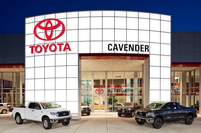 Cavender Toyota, San Antonio, TX, 78238