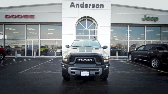 Anderson Chrysler Dodge Jeep Ram, Rockford, IL, 61108