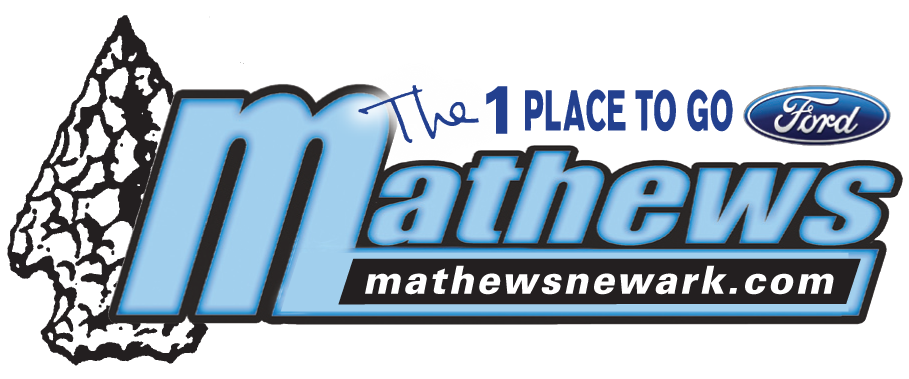 Mathews Ford Newark logo