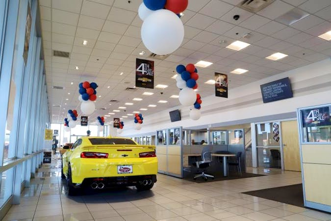Chapman Chevrolet Tempe >> Chapman Chevrolet Chevrolet Used Car Dealer Service