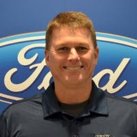 Rick Hasty at Brad Howell Ford