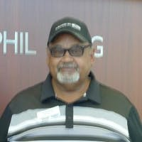 Walter Banks at Phil Long Ford of Denver