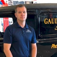Igor Kragen at Gaudin Ford