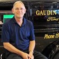 Ed Huffer at Gaudin Ford