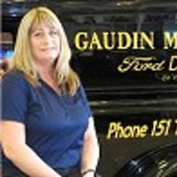 Michelle  Portzer at Gaudin Ford