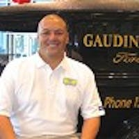 Moses Martinez at Gaudin Ford