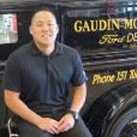 Justin  Priddy at Gaudin Ford