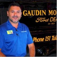 Dejan Zoric at Gaudin Ford