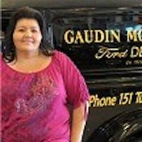 Lisa Contreras at Gaudin Ford
