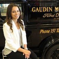 Alejandra Amado at Gaudin Ford