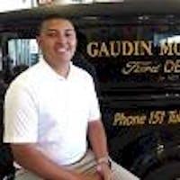 Attia Mansour at Gaudin Ford