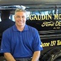 Frank Mooradian at Gaudin Ford